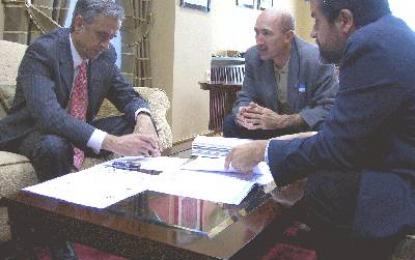 O Conselleiro do Medio Rural, Alfredo Suárez Canal, manifesta o seu compromiso e apoio á Candidatura do Patrimonio Inmaterial Galego-Portugués