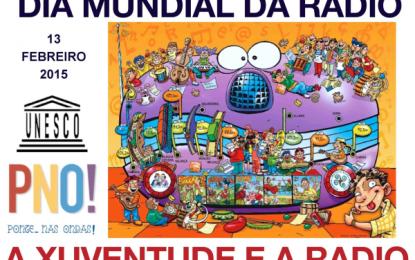 Día Mundial da Radio: Nas Ondas do Entroido