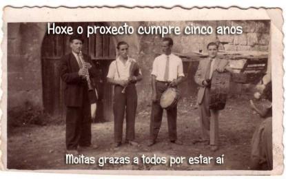 Proxecto Virtual Recuperación do Patrimonio Musical Galego Séculos XIX-XX