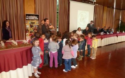 Accesible en liña o traballo de recolla do patrimonio inmaterial de alumnado galego e portugués